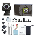 MateCam X1 4K 160 Degree Wifi PRO Waterproof Action Camera - Alliance Cameras - Quality Dashcams and Action Cameras