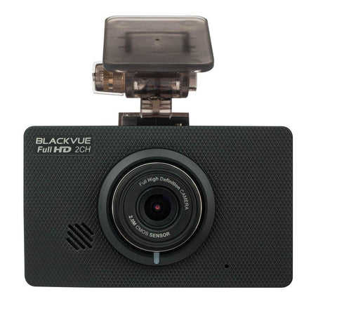 BlackVue DR490L-2CH Touchscreen 1080p Dual Cameras Dashboard Camera - Alliance Cameras - Quality Dashcams and Action Cameras