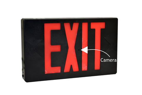Bush Baby Exit Sign WIFI Nanny Camera - Alliance Cameras - Quality Dashcams and Action Cameras