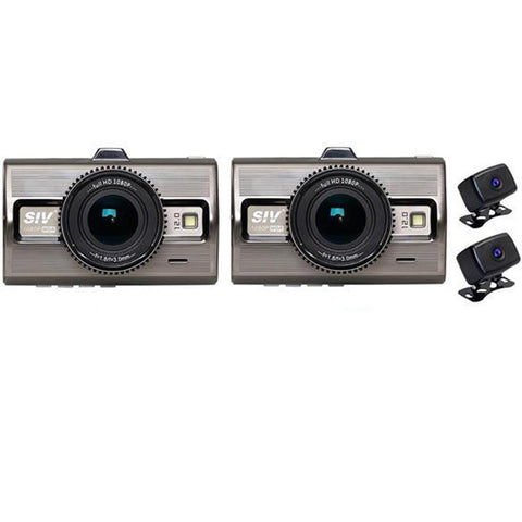 Top Dawg Electronics Prime 4 1080P 4 Cameras Dashboard Camera - Alliance Cameras - Quality Dashcams and Action Cameras