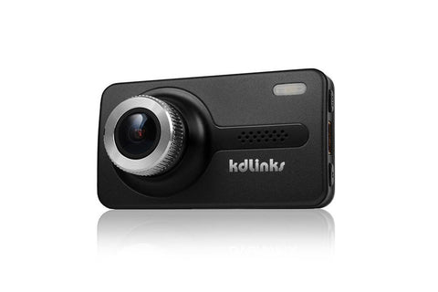 KDLinks X1 1080P GPS Wide Angle Single Camera Dashboard Camera - Alliance Cameras - Quality Dashcams and Action Cameras