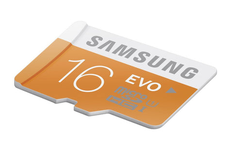 Samsung EVO Class 10 Ultra-fast Micro SD Memory Cards - 16/32/64/128gb with Adapter - Alliance Cameras - Quality Dashcams and Action Cameras