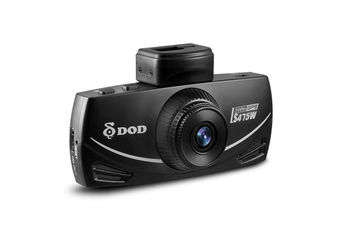 DOD Tech LS475W 1080P Single Camera Dashboard Camera - Alliance Cameras - Quality Dashcams and Action Cameras