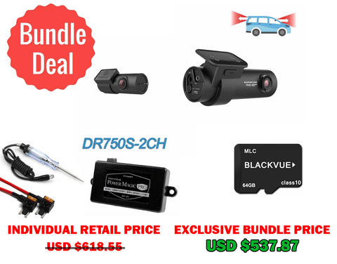 360 Protection Package - Alliance Cameras - Quality Dashcams and Action Cameras