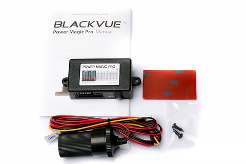 BlackVue Power Magic PRO Extra Battery Pack - Works For All Dashboard Cameras! - Alliance Cameras - Quality Dashcams and Action Cameras