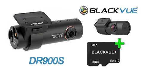 BlackVue DR900S 32GB Upgrade - Alliance Cameras - Quality Dashcams and Action Cameras