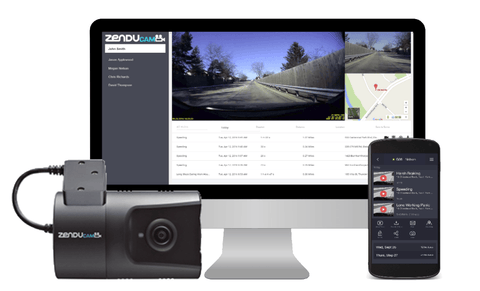 ZenduIT ZenduCAM CP1-32 1080P WIFI/LIVE Single Camera Dashboard Camera - Alliance Cameras - Quality Dashcams and Action Cameras