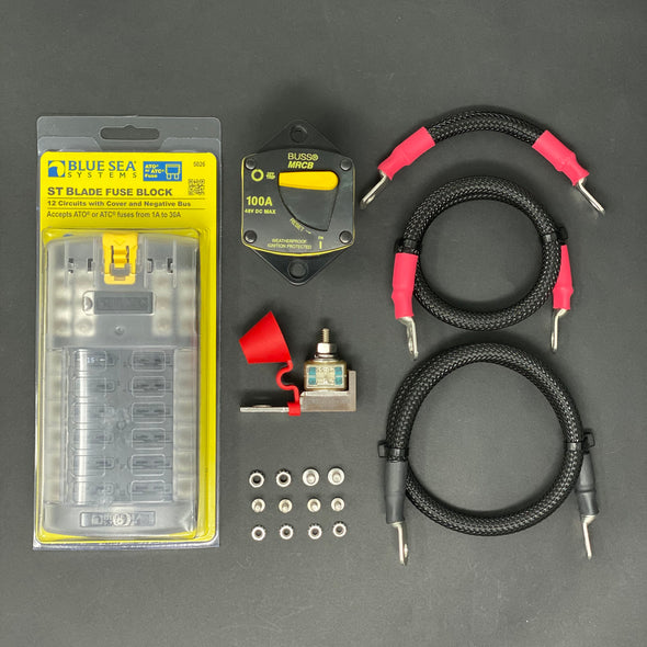 PowerTray Installation Kits