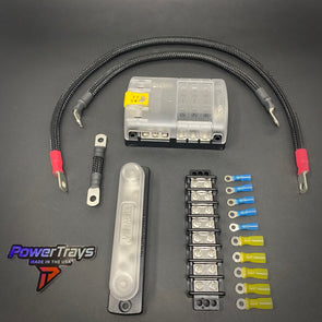 Accessory Bundle for Universal 6-circuit switch panel PowerTray