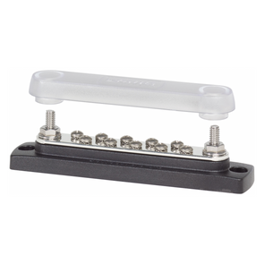 Blue Seas 2300 - 10 Screw Common Busbar with Cover