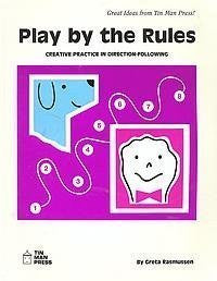 Play by the Rules: Creative Practice in Direction-Following