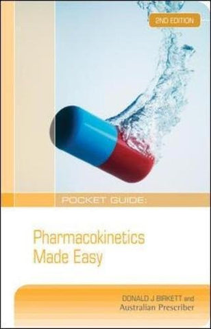 Pocket Guide: Pharmacokinetics Made Easy (Pocket Guides)