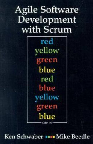 Agile Software Development with Scrum (Series in Agile Software Development)