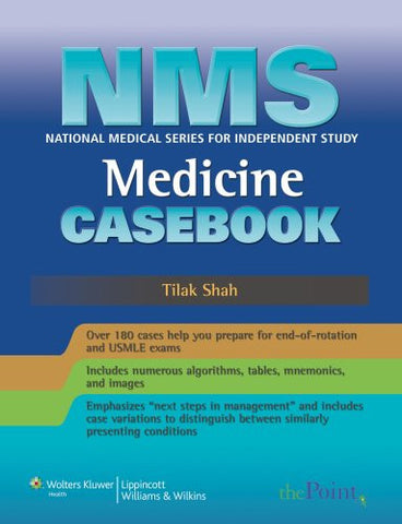 NMS Medicine Casebook (National Medical Series for Independent Study)