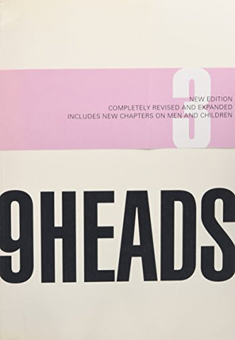 9 Heads: A Guide to Drawing Fashion (3rd Edition)