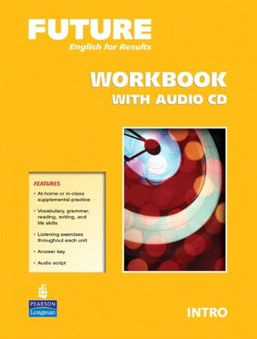 Future Intro Workbook with Audio CDs