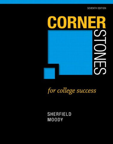 Cornerstones for College Success (7th Edition)
