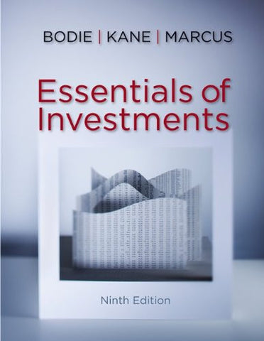 Essentials of Investments with Connect Access Card (The Mcgraw-Hill/Irwin Series in Finance, Insurance, and Real Estate)