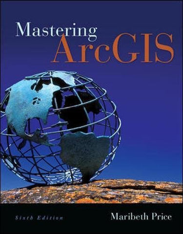 Mastering ArcGIS with Video Clips DVD-ROM (WCB Geography)