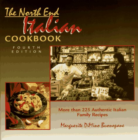 The North End Italian Cookbook, 4th