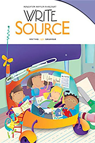 Write Source: Student Edition Hardcover Grade 1 2012