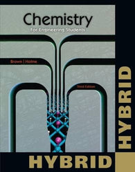 Chemistry for Engineering Students, Hybrid Edition (with OWLv2 24-Months Printed Access Card)