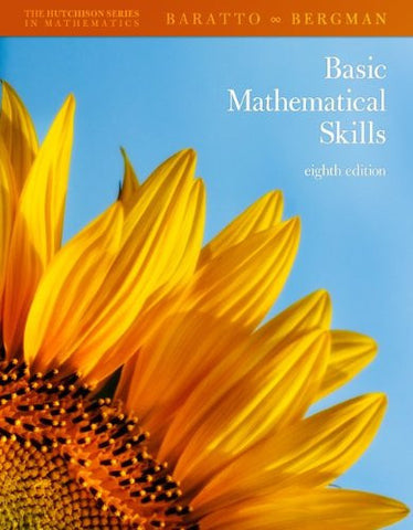 Hutchison's Basic Math Skills with Geometry (Hutchison Series in Mathematics)