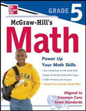 McGraw-Hill's Math, Grade 5 (Study Guide)