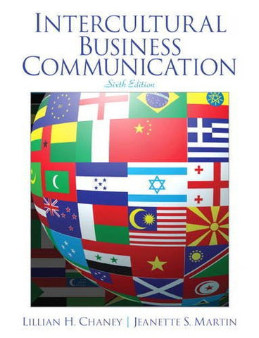 Intercultural Business Communication (6th Edition)