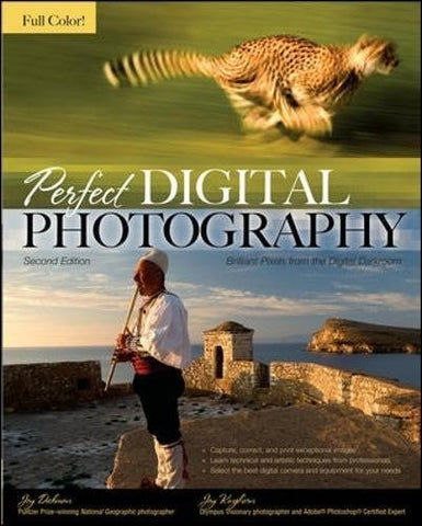 Perfect Digital Photography(Second edition)