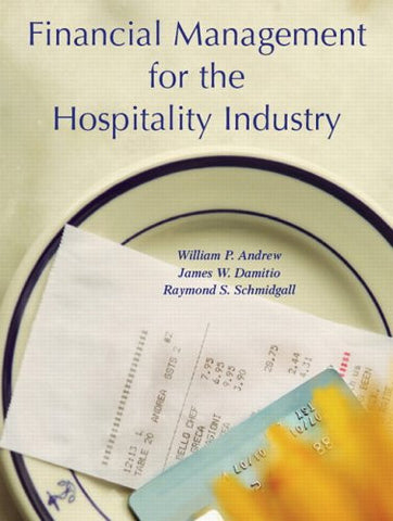 Financial Management for the Hospitality Industry