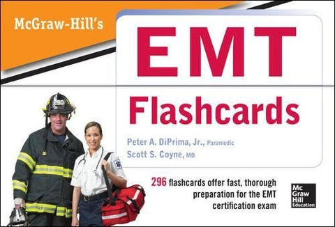 McGraw-Hill's EMT Flashcards (A & L Allied Health)