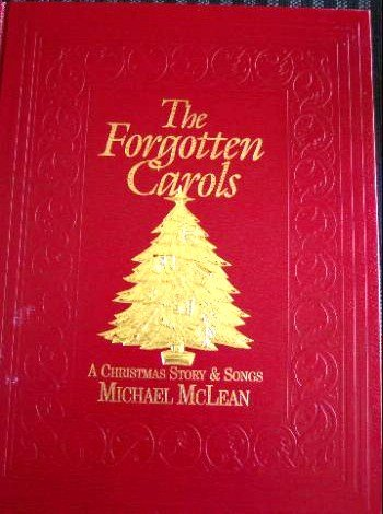 The Forgotten Carols (Book Only)