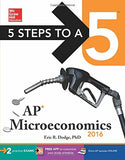 5 Steps to a 5 AP Microeconomics 2016 (5 Steps to a 5 on the Advanced Placement Examinations Series)
