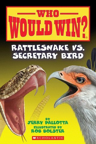 Who Would Win? Rattlesnake VS. Secretary Bird