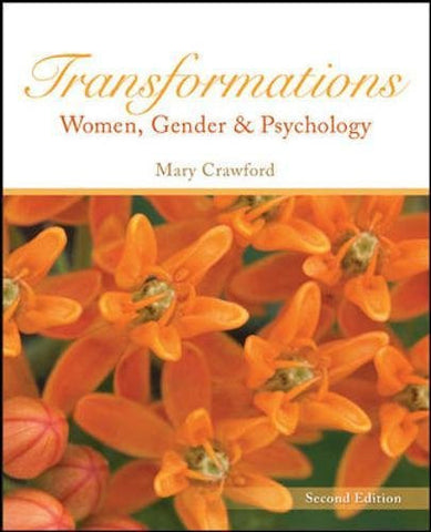 Transformations: Women, Gender and Psychology (B&B Sociology)