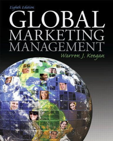 Global Marketing Management (8th Edition)