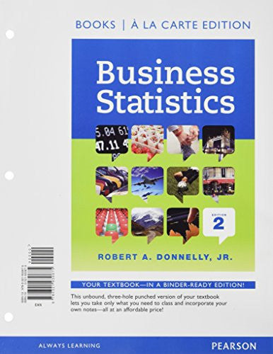 Business Statistics Student Value Edition Plus NEW MyStatLab with Pearson eText -- Access Card Package (2nd Edition)