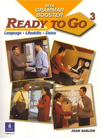 Ready to Go 3 with Grammar Booster