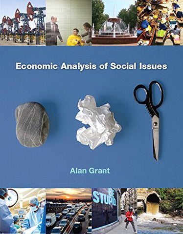 Economic Analysis of Social Issues (Economics)