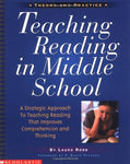 Teaching Reading in Middle School (Grades 5 & Up)