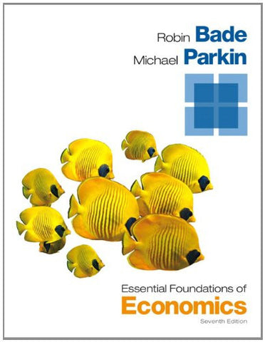 Essential Foundations of Economics (7th Edition)