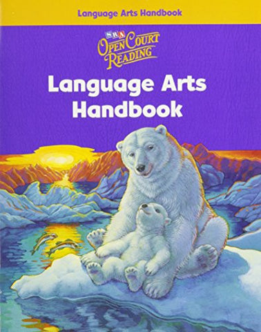 Open Court Reading, Grade 4: Language Arts Handbook