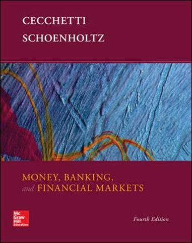 Money, Banking and Financial Markets (Irwin Economics)