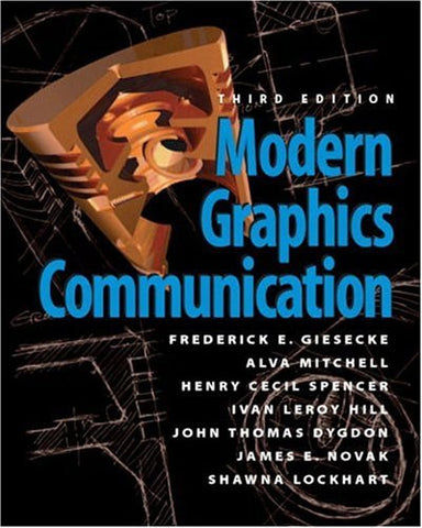 Modern Graphics Communication (3rd Edition)