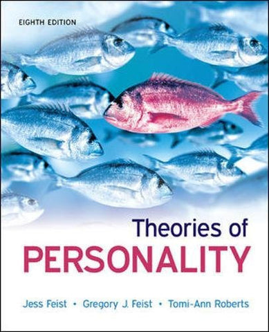 Theories of Personality (B&B Psychology)