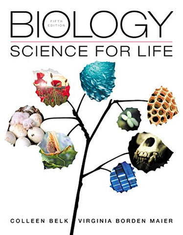 Biology: Science for Life plus MasteringBiology with eText -- Access Card Package (5th Edition) (Belk, Border & Maier, The Biology: Science for Life Series, 5th Edition)