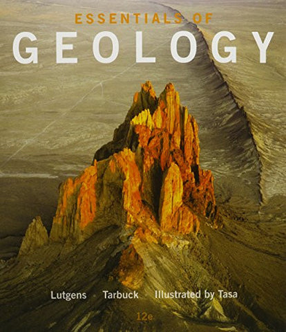 Essentials of Geology & Modified MasteringGeology with Pearson eText -- Access Card Package