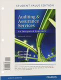 Auditing and Assurance Services, Student Value Edition (15th Edition)- Standalone Book