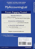 MyAccountingLab with Pearson eText -- Access Card -- for Intermediate Accounting